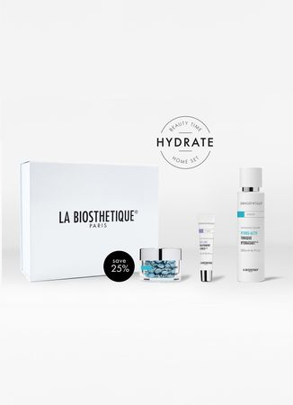 Beauty Time Home Set - Hydrate