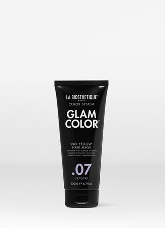 Glam Color No Yellow Hair Mask .07 Crystal