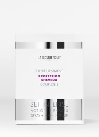 Protection Cheveux Complexe 3 Set Intense Action 2 Phases